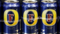 Foster's is brewed in Texas, and if you're a fan, that's a good thing.