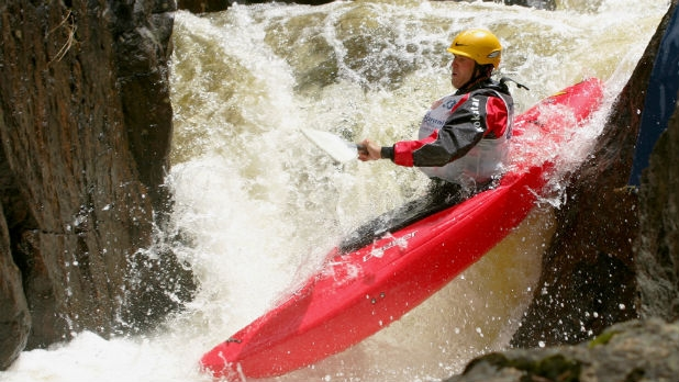 Kayaker Brad Ludden used this strength workout to prepare for the Grand Canyon.
