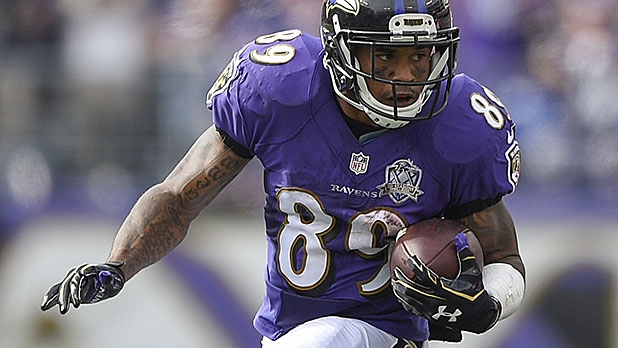 Steve Smith, 36, signed a three-year, $11 million contract in 2014.