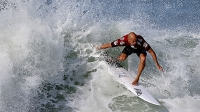 Kelly Slater, 43, is an 11-time World Tour Champion