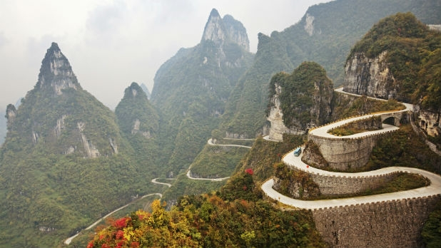 the 11 best roads to drive in the world for fun scenic road trips