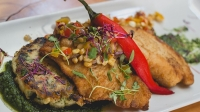 mj-618_348_tilapia-la-meuniere-with-tamale-cakes-with-succotash-and-avocado-crema-10-ways-to-enjoy-tilapia