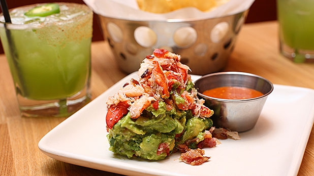 Forget Peas: How to Make Lobster Guacamole - Men's Journal