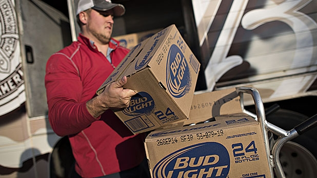 Craft brewers allege that Anheuser-Busch InBev is unfairly shutting them out of their distributors.