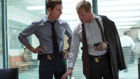 Matthew McConaughey, left, and Woody Harrelson star in 'True Detective,' a new series on HBO.