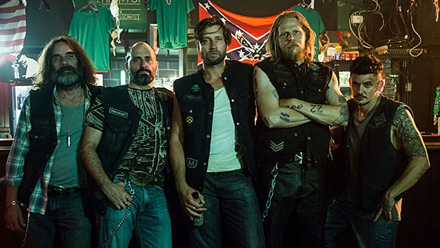 In 'Gangland Undercover' Damon Runyan plays the real-life Charles Falco, one of the DEA's most daring undercover agents ever.