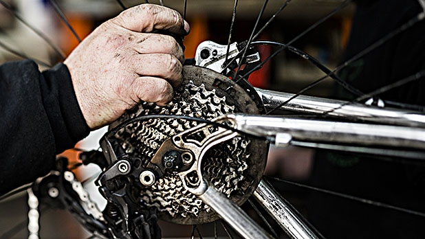 Bicycle Tune Up >> The At Home Bike Tune Up Simplified Men S Journal
