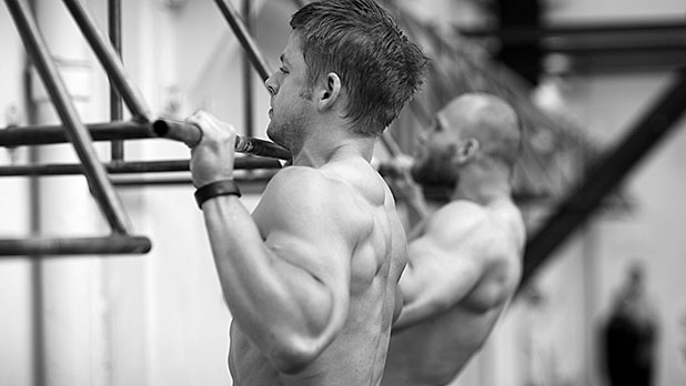Strength experts say that chin-up hit your pecs and biceps, but the pull-up is better for your lats.