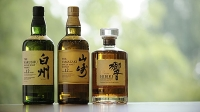 Suntory, the distiller behind the Hakushu, Yamazaki, and Hibiki whiskeys, is sending samples in to space.