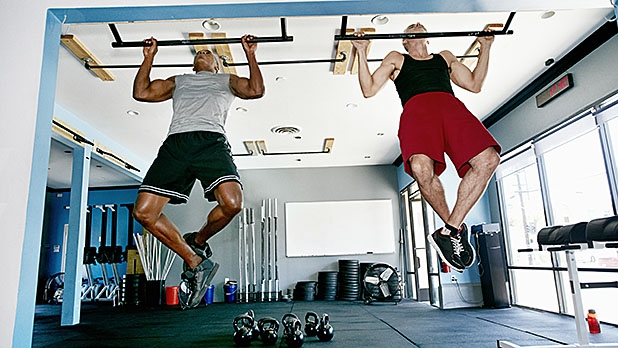 Why You Can't Do a Pull-Up