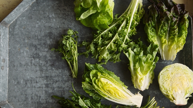 Buy your lettuce whole. It's just safer.
