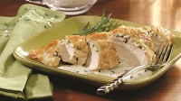 Wolfgang Puck's Chicken with Chardonnay and Fresh Herbs