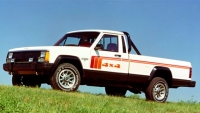 The Jeep Comanche, available from 1986-1992, was the company's last foray into pickup trucks. But that all might be soon changing.