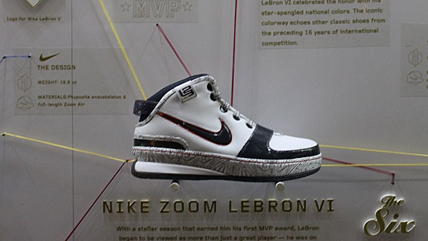 d31932adbca Who Reigns Between Jordan and LeBron  A Comparison of Nike Sneakers - Men s  Journal
