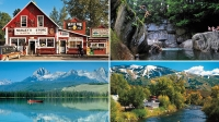 The 20 best mountain towns in america for Best places to live in the mountains
