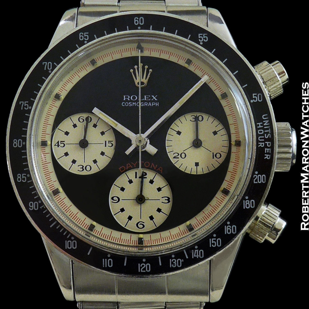 There S A 1965 Rolex Paul Newman Daytona For Sale On Ebay Right Now