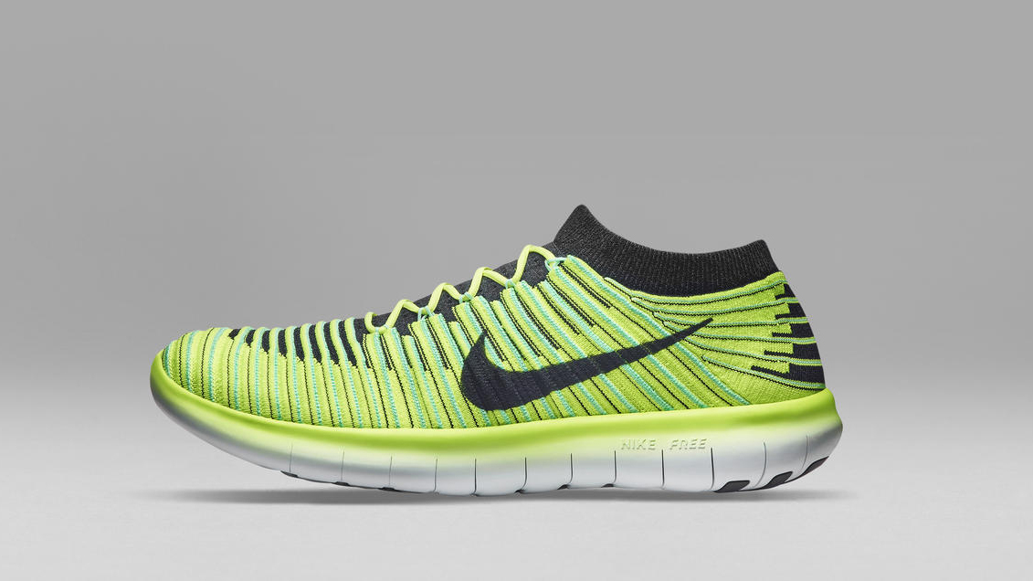 Nike Free RN Motion Flyknit: The Running Shoe That Moves With You - Men's  Journal