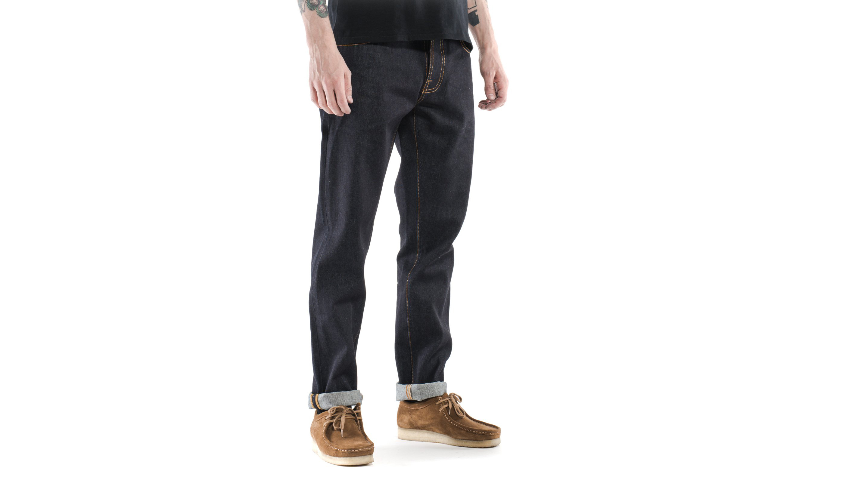 e8556751ed3 Nudie Jeans Co Dry Classic Twill. ""