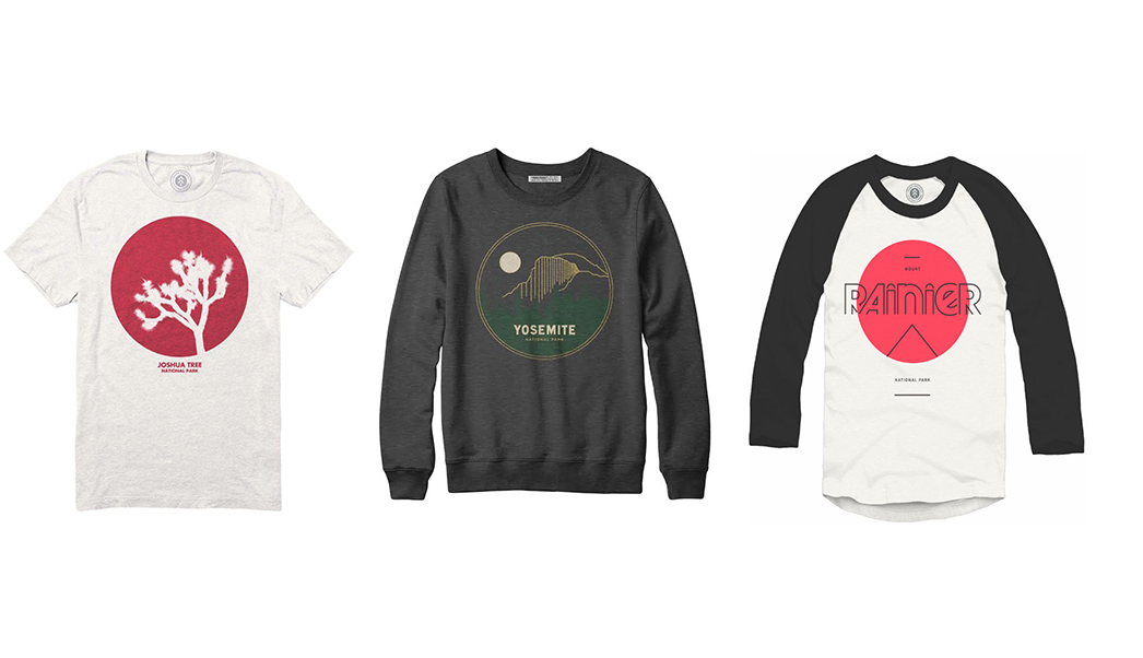 T-Shirts That Proclaim Your Love of Our National Parks — And Are Stylish Enough to Actually Wear