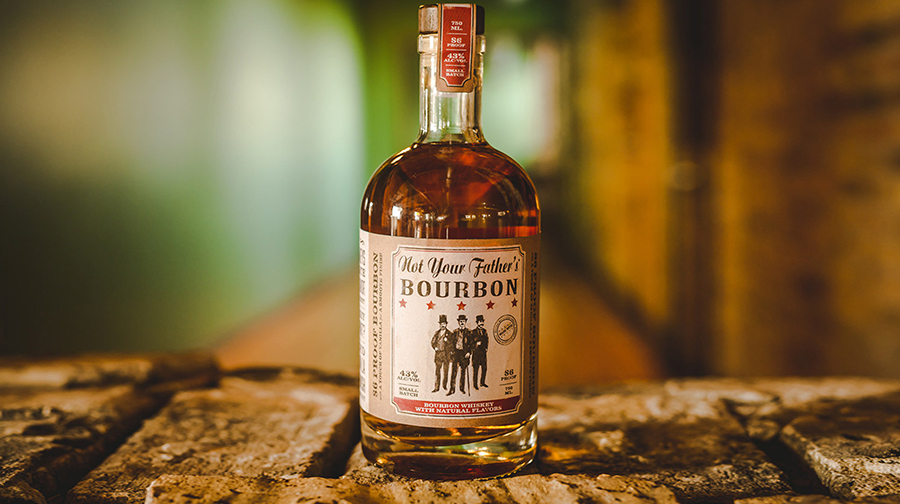 makers of pbr begin selling  u0026 39 not your father u0026 39 s bourbon