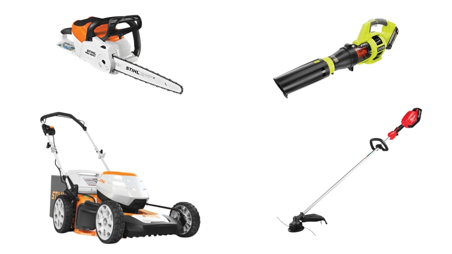 The Power Trio: Three Battery-Powered Tool Systems That
