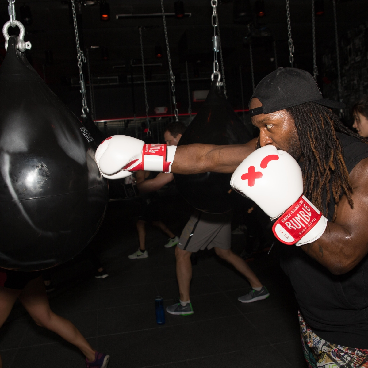 The Rocky-Endorsed Boxing Workout - Men's Journal