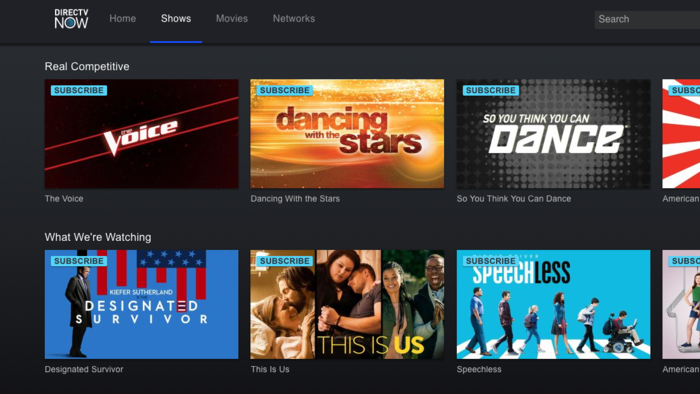 DirecTV Now: The Best New Cord-Cutting Solution - Men's ...