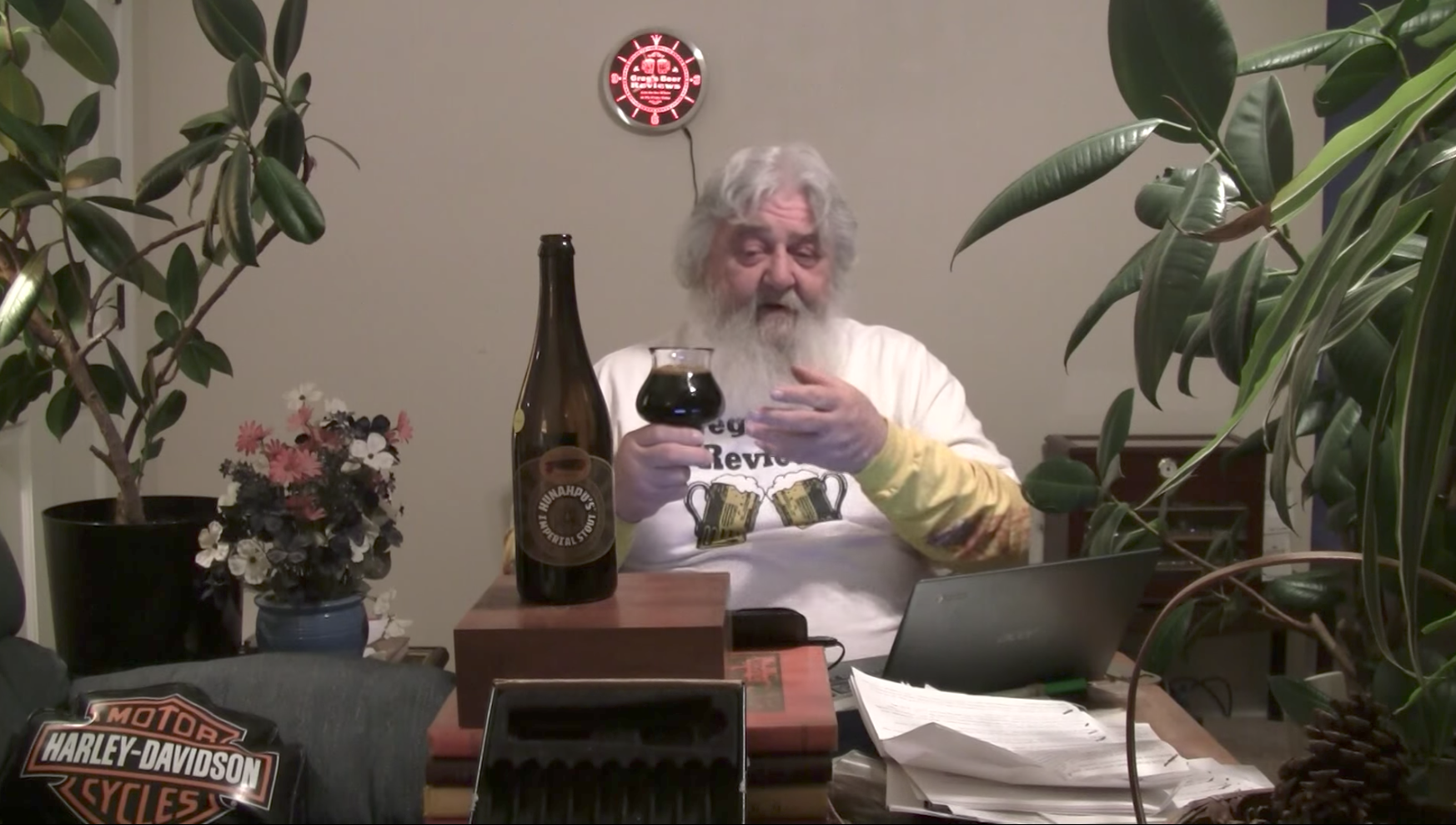 Welcome to BrewTube: Inside the World of YouTube Beer Reviewers