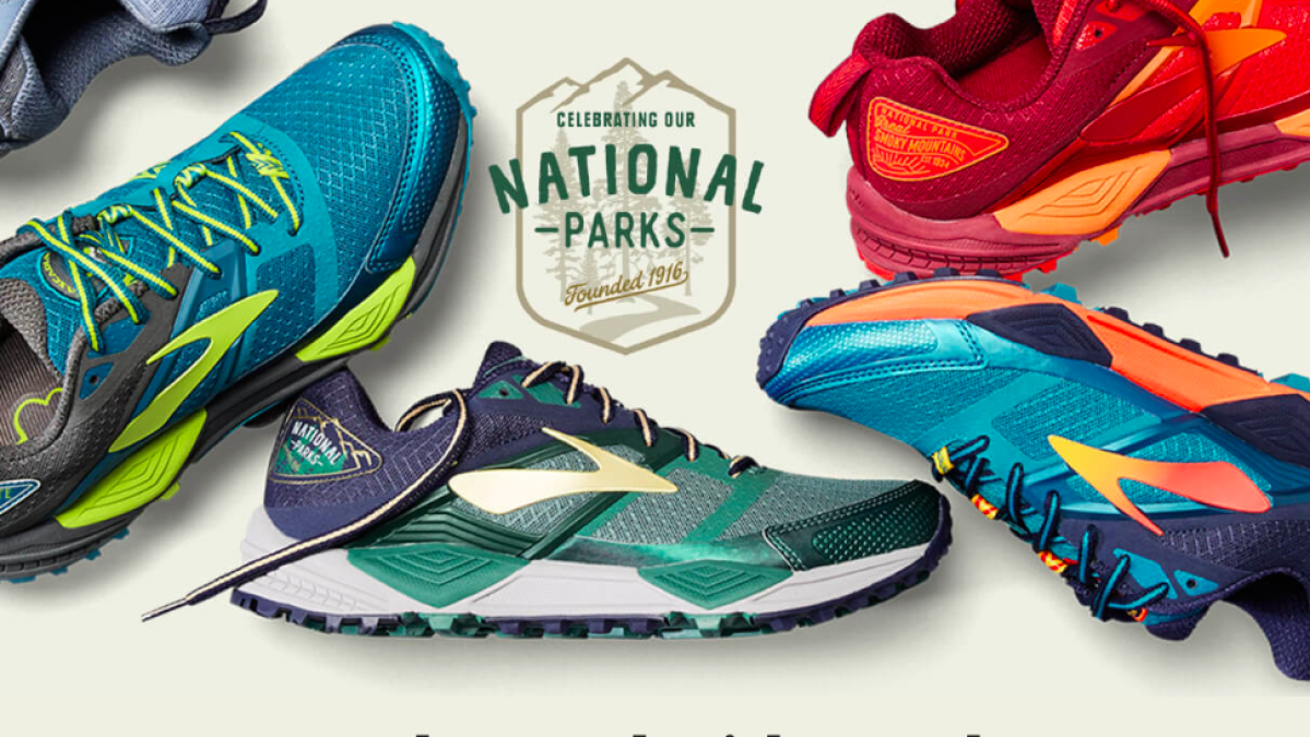 633633cd90c Brooks Releases Limited Edition Shoes and Apparel to Honor National Parks