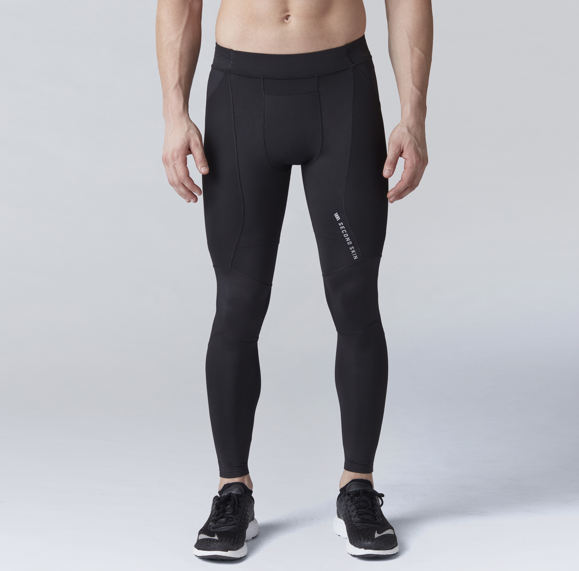 9283a5190a1096 Second Skin QUATROFLX Compression Tights Second Skin. A lot of dudes wear  workout ...