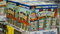 sweetwater beer recovered