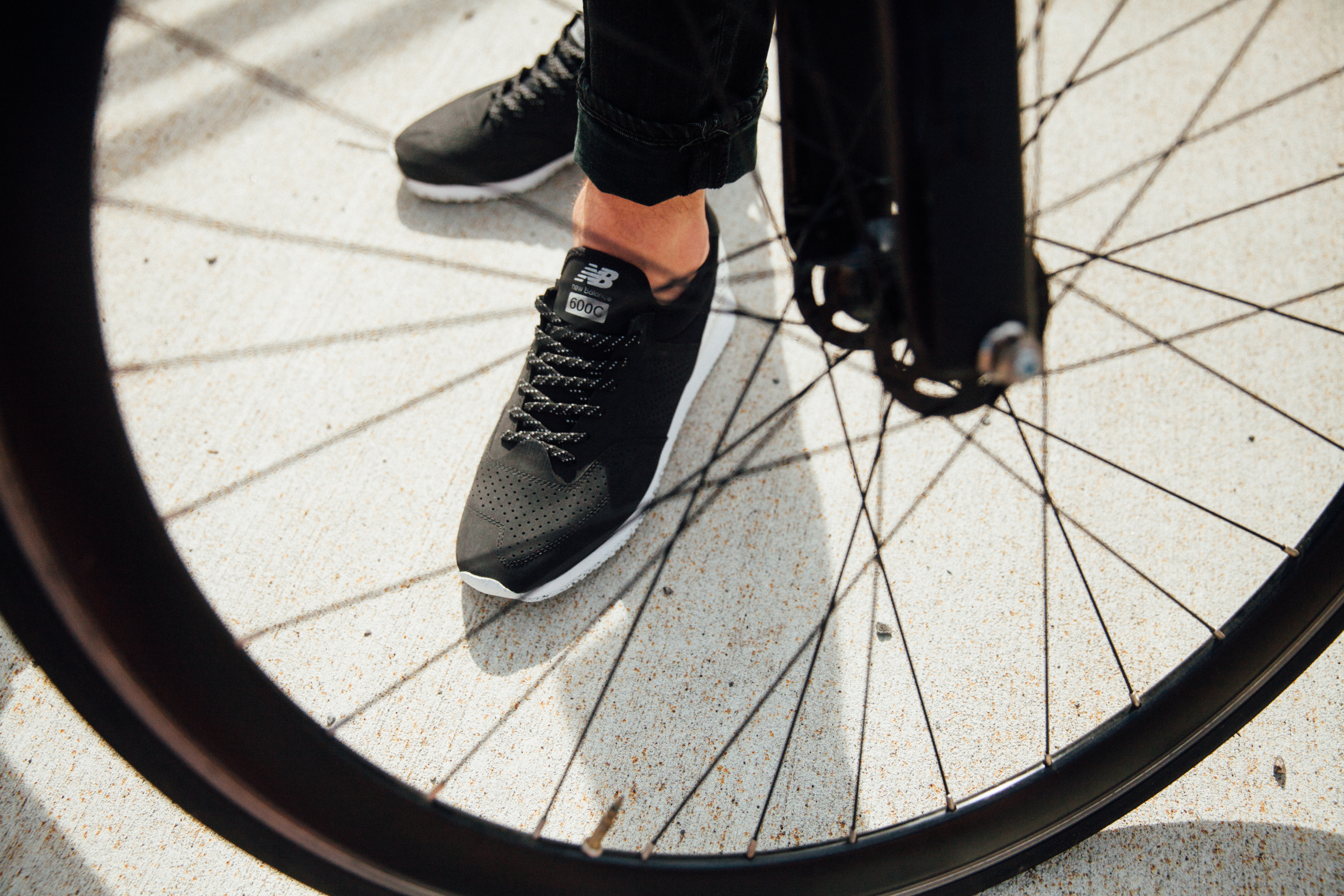 The Stylish Cycling Shoe That's Even