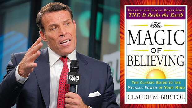 Self Help for the Guru: The Book That Changed Tony Robbins' Life