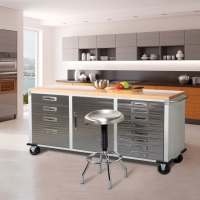 Industrial Cabinets Every Garage (or Kitchen) Needs - Men's Journal