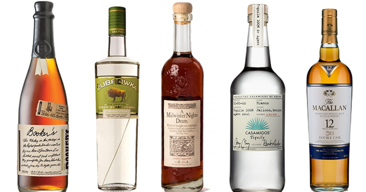 Editor S Choice 15 Bottles Of Booze That Make Great Gifts Men Journal