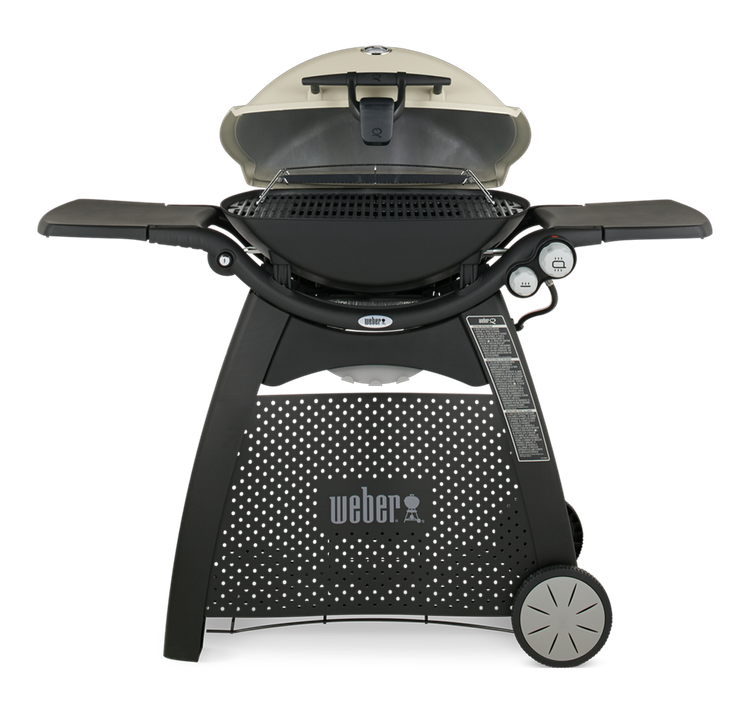 The Small but Mighty Grill Perfect For Tight Spaces