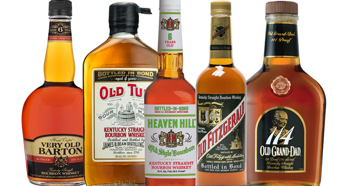 7 Bourbons You Can (Pretty Much) Only Buy in Kentucky